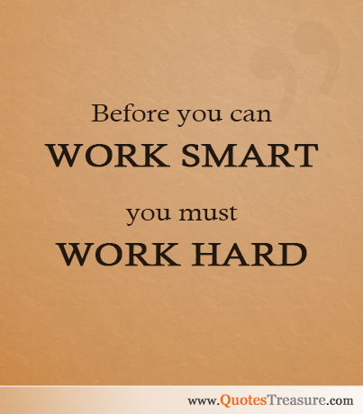 how to work smart not hard pdf
